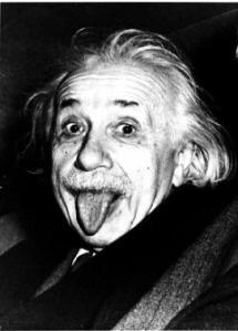 Einstein Bohr debate